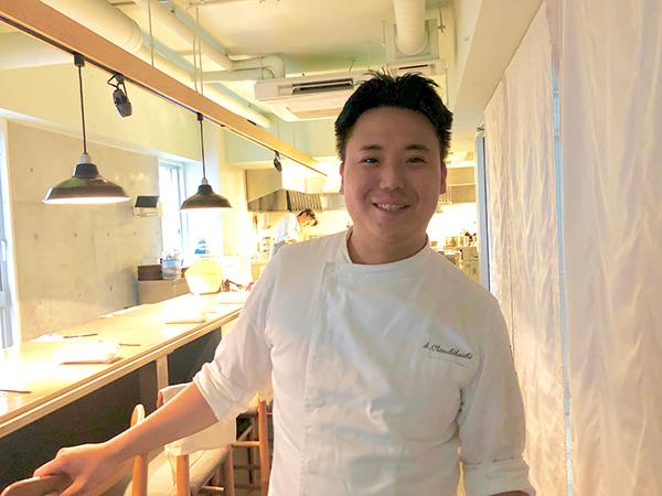 大土橋さんの料理は訊きたいことが次から次へと出てくるのです。できることなら頭の中を覗いてみたい