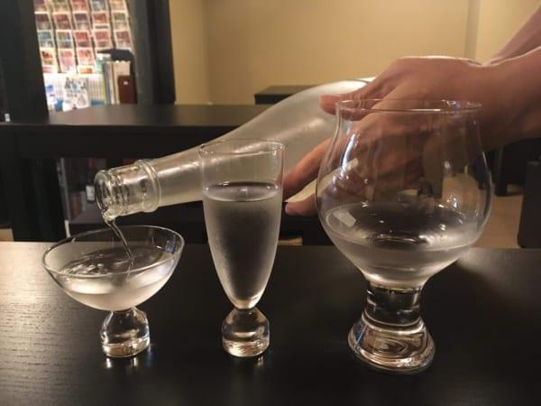 飲み比べをすればたちまち竹口マジックにかかってしまいます