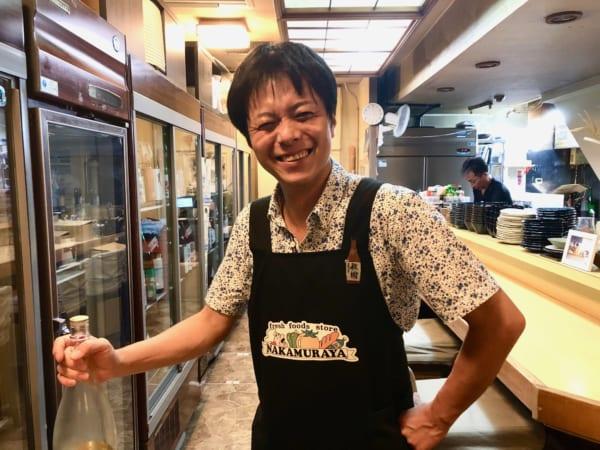 竹口さんのエプロンはなんとテレビ東京のドラマ24「きのうなに食べた?」でシロさん行きつけの「中村屋スーパー」のもの!