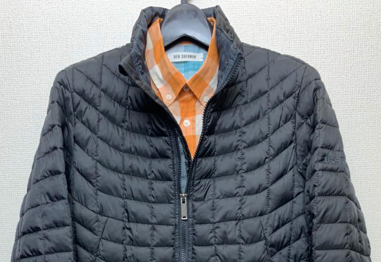 モッズゆかりのブランド、ベンシャーマンの中綿入りジャケットは暖かいけどクール