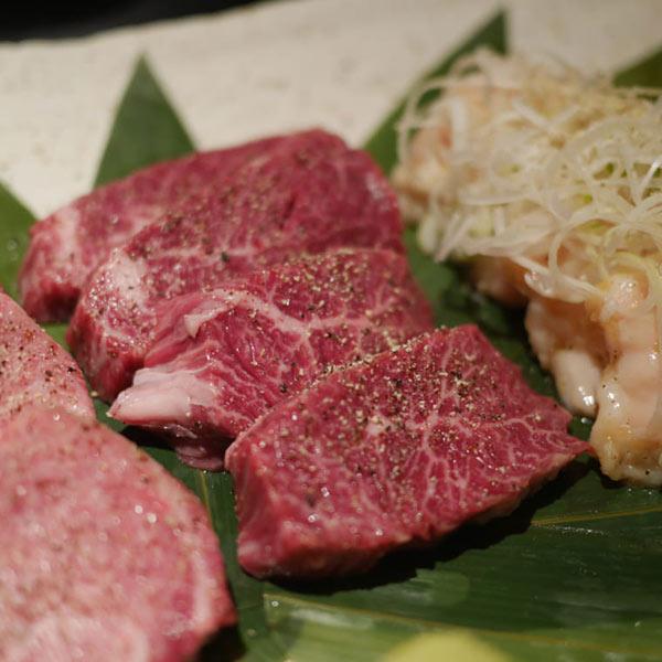 極上のハラミにかぶりついた時の肉汁ほど幸せなものがあろうか
