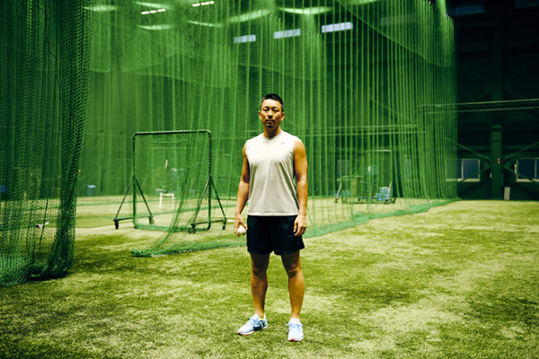 ひとりで練習している時間は苦にならない。むしろ好きだという。(撮影/熊谷貫)