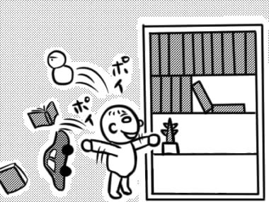 エハラマサヒロ「エハラんち三姉妹末っ子長男絵日記」隔週木曜20:30更新中
