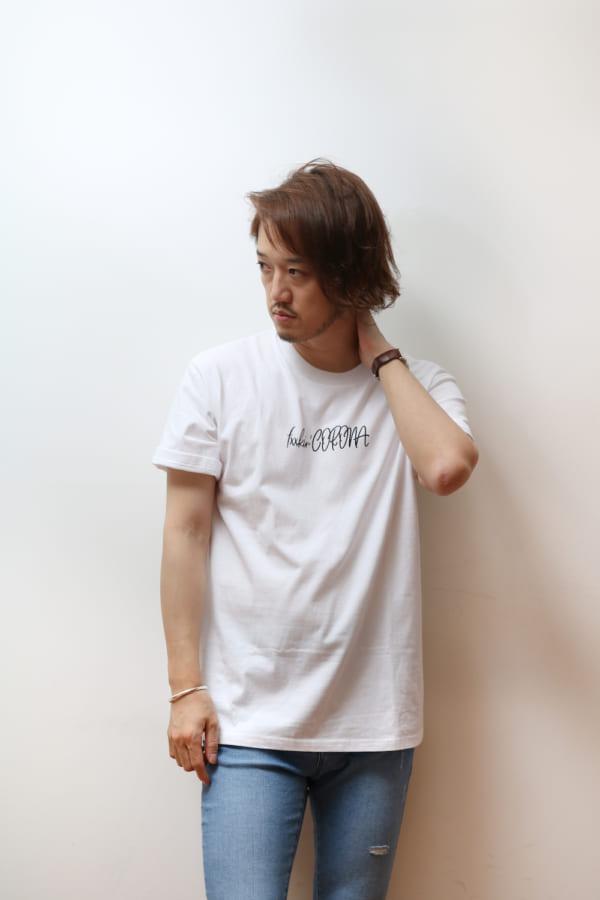 MBさんのTシャツロゴに注目。コロナウイルス・チャリティープロジェクトの詳細は最後に