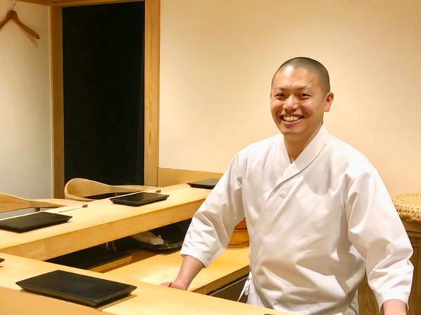 橋本さんの笑顔がたまらん! 本当に素晴らしいお人柄です