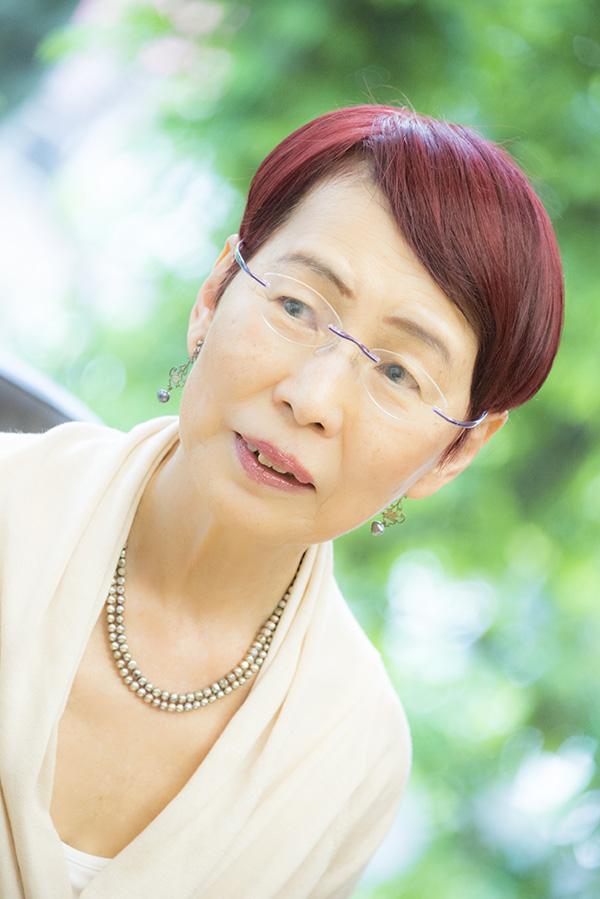 上野千鶴子氏