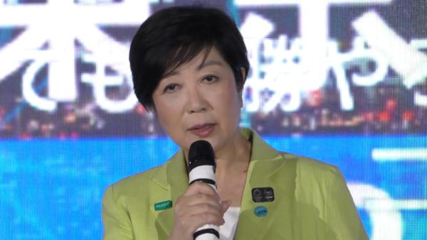 小池都知事の再選で終わった7月の東京都知事選挙から約1カ月半。史上最多22名の立候補者たちはどんな夏を送っているのだろう。(撮影/畠山理仁)