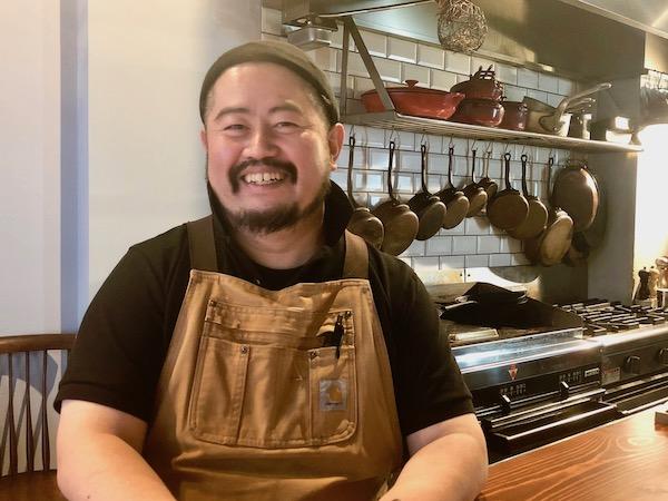 亀山知彦さんのこの笑顔に癒される! 絶対また来ます!