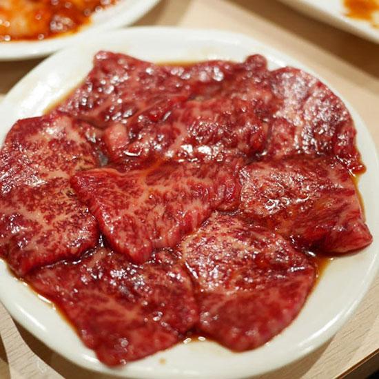 並カルビと並ロースが美味しい焼肉屋は何を食べても美味しい!★写真クリックで連載ページへリンクします