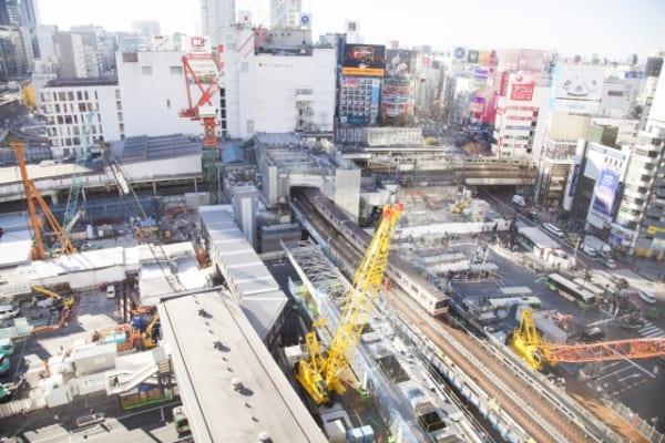 いまやアドベンチャーパークのような渋谷駅界隈……