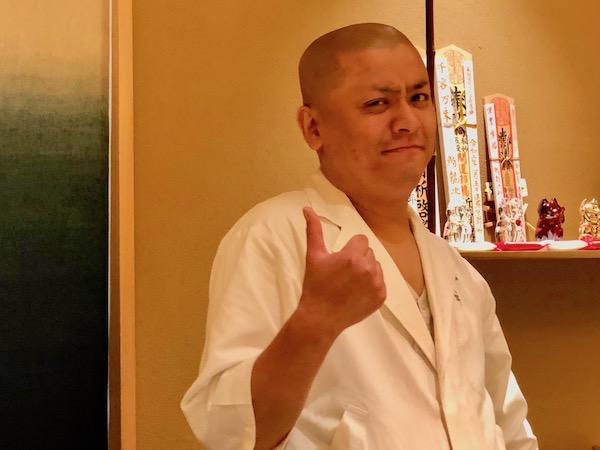 生き方もかっこいい龍次郎さん