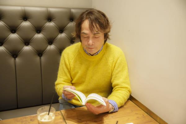 川村さんの描写力には、作家・石田衣良さんも驚嘆