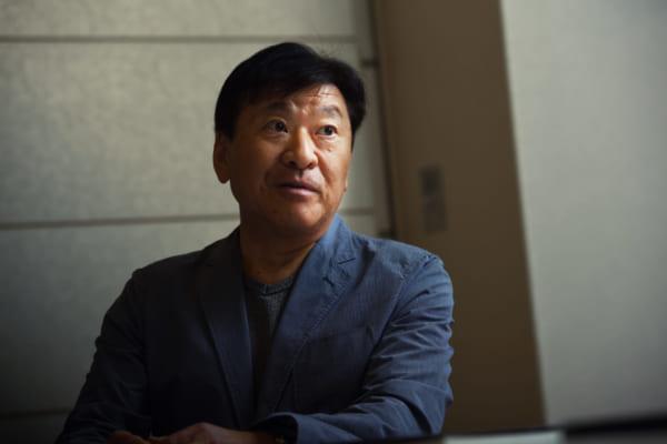 鈴木光司氏