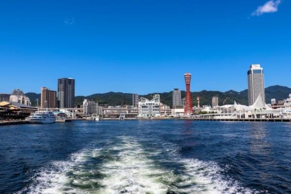 海と山に囲まれた神戸は都会でありながら庶民的な顔も持つ素敵な街だ