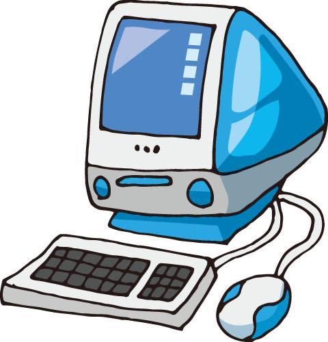 当時のパソコンのモニタはこんなにも奥行きがあったのだ