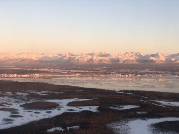 前回のアラスカレースから約2年の時を経て、再び極寒の地へ。(写真提供/北田雄夫)