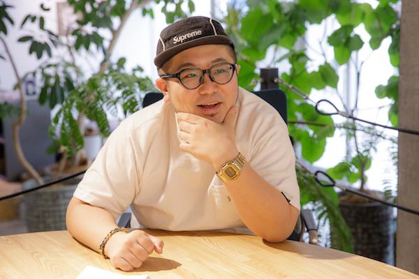 広告・事業開発会社The Breakthrough Company GO代表でクリエイティブディレクターの三浦崇宏さん