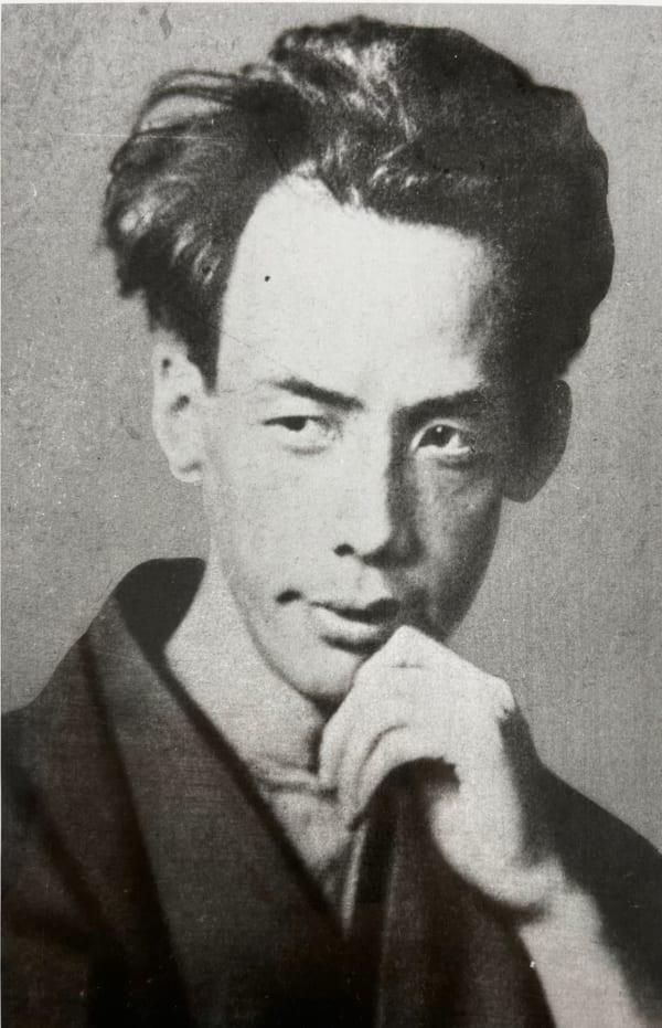 早熟な天才は次々と名作を発表し、特に『鼻』は漱石に大絶賛された(写真提供/日本近代文学館)