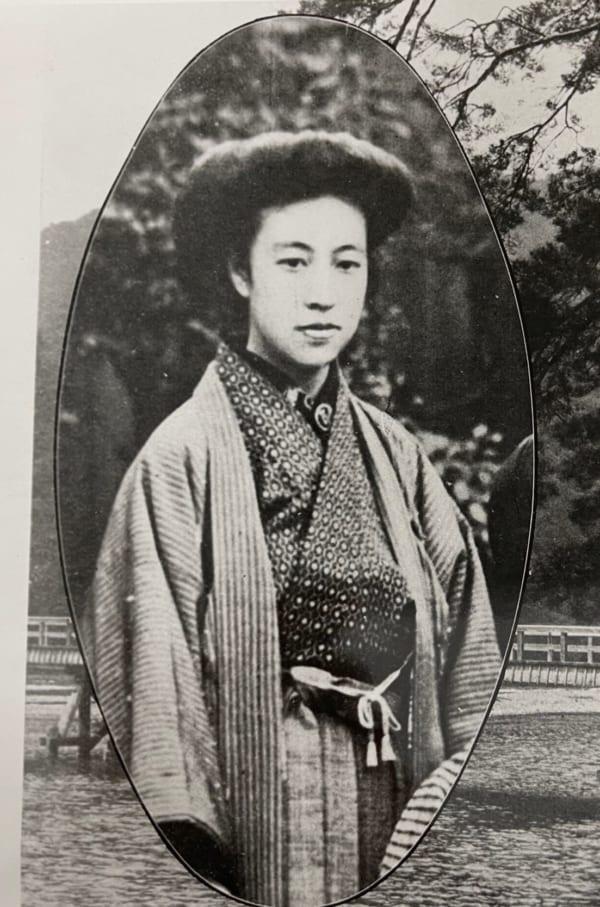 女性による女性のための雑誌『青鞜』を創刊した、らいてう。(写真提供/日本近代文学館)