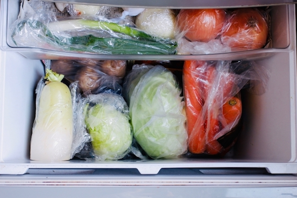 冷蔵庫の奥にしなびた野菜、眠っていませんか?