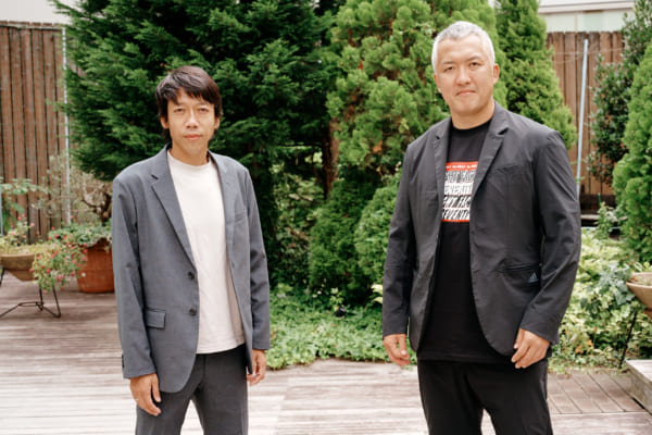 同じ1980年生まれ.、実はプライベートでも仲良しだが、こうした対談は初めてとのこと。東京五輪後、興奮冷めやらぬ中の8月、対談は行われた。