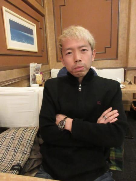 全国の歓楽街を巡り、風俗取材をライフワークとしてきた生駒明氏。